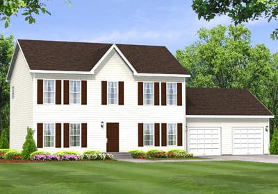 Homestead V Floor Plan