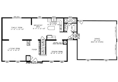 Lexington Floor Plan
