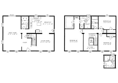 Parkersbury Floor Plan