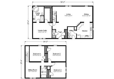 Crestrock Floor Plan