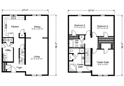 Edisto Floor Plan