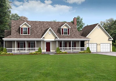 Cape cod floor plans key modular homes for Cape cod modular home plans