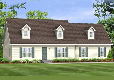 Homestead IV Floor Plan