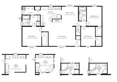 Ambler Floor Plan