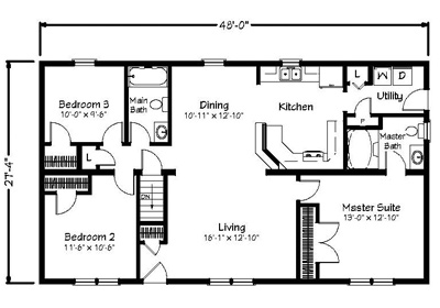 Lockwood Floor Plan