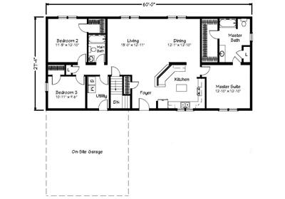 Longfield Floor Plan